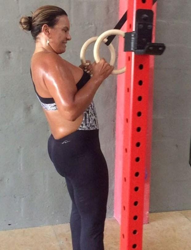 Solange Couto (Foto: Reprodução)
