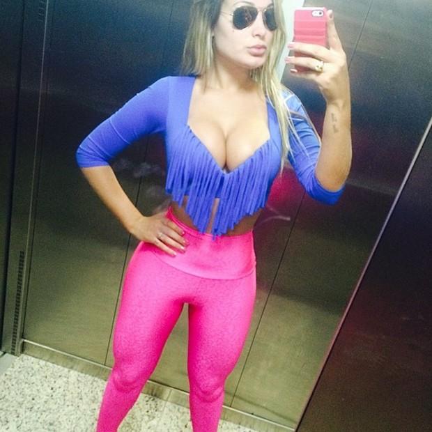 Andressa Urach (Foto: Reprodução/Instagram)