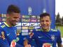 Com gol e retorno, dupla do Timão  na sub-20 se empolga na reta decisiva