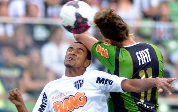 Atlético-mg x América-mg (Foto: Pedro Vilela / Futura Press)