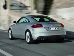 Papel de parede: Audi TT Coupe