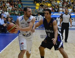 Jogo Mogi Malvín Sul-Americana (Foto: Cauê Maldonado)