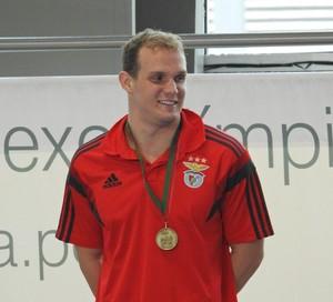 Pepeu, nadador mato-grossense (Foto: Assessoria)