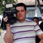 Geraldo Irineu, cinegrafista Inter TV dos Vales (Foto: Arquivo Pessoal)