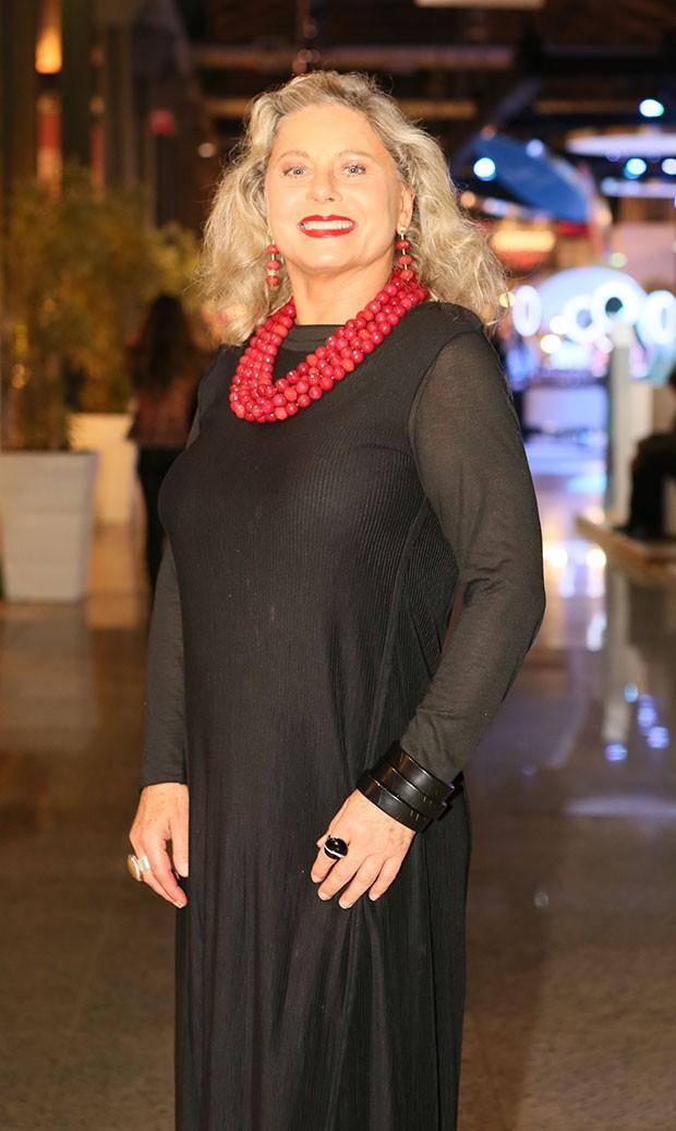 Vera Fisher no Rio Moda Rio (Foto: Gianne Carvalho)