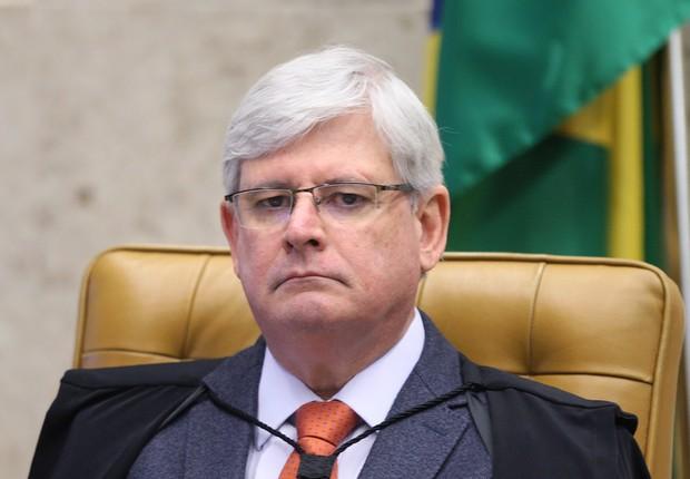 O procurador-geral da República, Rodrigo Janot (Foto: Carlos Moura/SCO/STF)