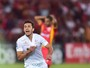 """Ronaldo Mendes celebra gol e torce por Lucas Lima: """"Melhor do Brasil"""""""