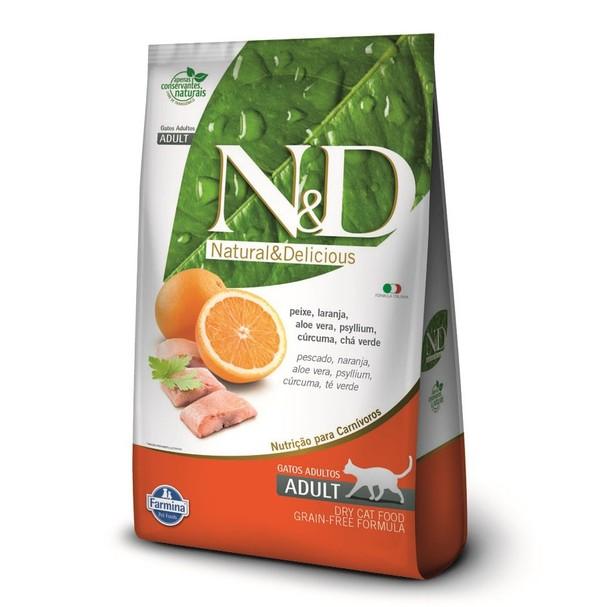 N&D Grain Free, Farmina (Foto: Reprodução)