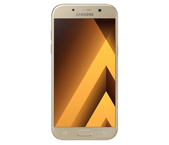 Galaxy A5 (2017) possui tela de 5,2 polegadas Full HD e 32 GB internos (Foto: Reprodução/Elson de Souza)