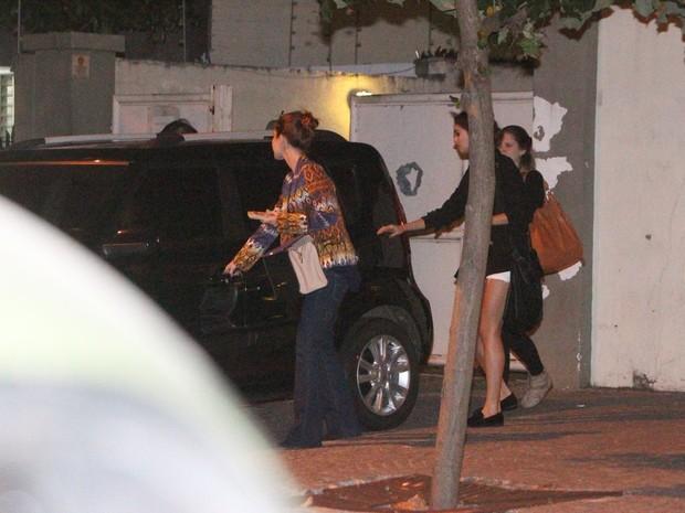 Nathalia Dill, Carolinie Figueiredo e Sophie Charlotte (Foto: Delson Silva/ Ag. News)