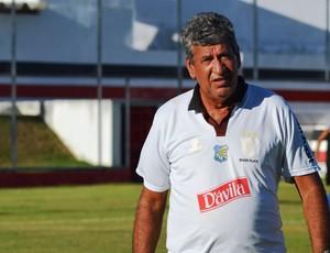 Dário Lourenço no River Plate -SE  (Foto: Felipe Martins)