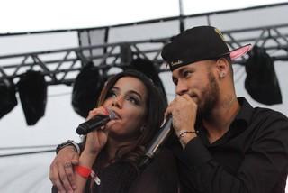 Neymar e Anitta (Foto: Paduardo e Thiago Duran/AgNews)