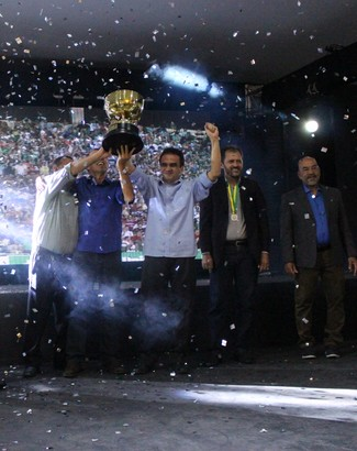 Festa do Centenário do Campeonato Piauiense - Título River (Foto: Wenner Tito )