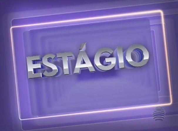 Quadro de estágios é exibido no SPTV 1ª Edição (Foto: Reprodução/TV Frontei (Foto: Reprodução TV Fronteira)