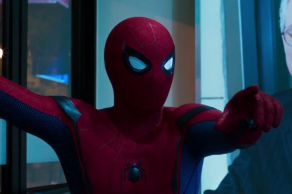 Tom Holland no papel do herói Homem-Aranha (Foto: Reprodução)