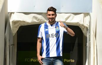 """Porto apresenta o brasileiro Alex Telles: """"Não quero vir de passagem"""""""