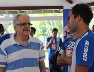Fernando Schmidt e Marcelo Lomba; Bahia (Foto: Divulgação/EC Bahia)