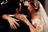 Mineirinho divulga v�deo de cerim�nia de casamento com Patricia Eicke