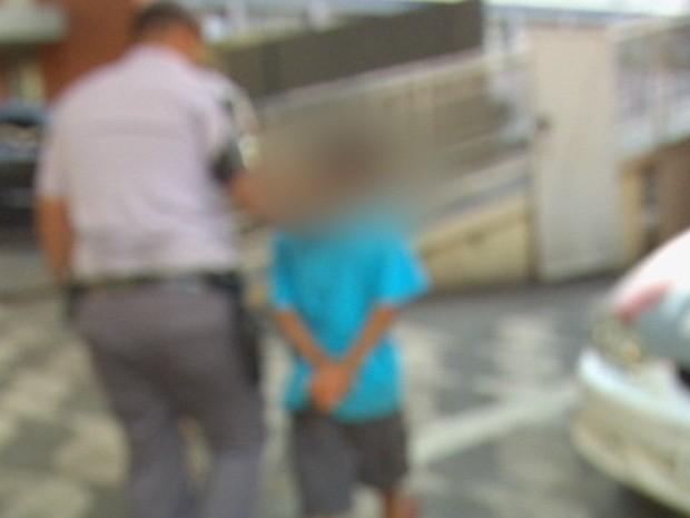 Aumenta número de adolescentes envolvidos com tráfico  (Foto: Reprodução / TV TEM)