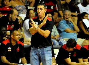 Basquete nbb José Neto flamengo MInas (Foto: Alexandre Vidal / FlaImagem)