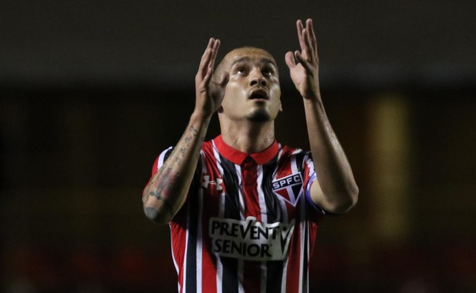 Maicon São Paulo (Foto: Rubens Chiri / saopaulofc.net )
