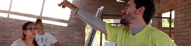 Arquiteto idealiza casa sustentável (editar título)