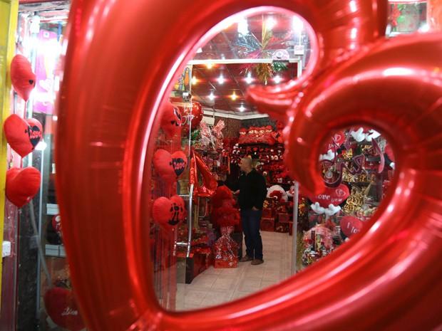 Prática de trocar cartões de amor só se difundiu após revolução industrial  (Foto: AP)