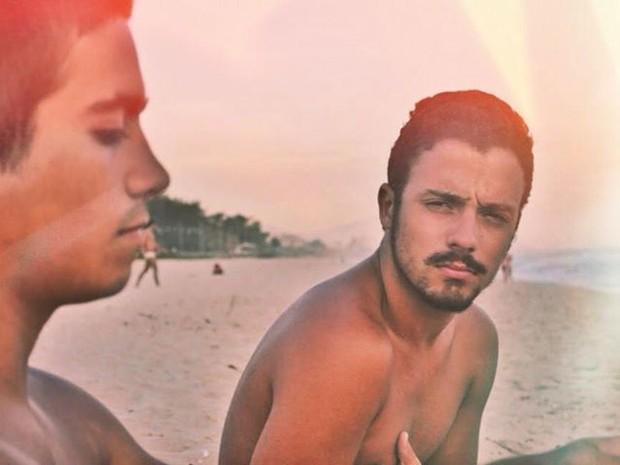 Mesmo após mudar-se para o Rio, Rennan não deixou de ir ao Planeta Atlântida SC (Foto: Rennan Valverde/Arquivo pessoal)