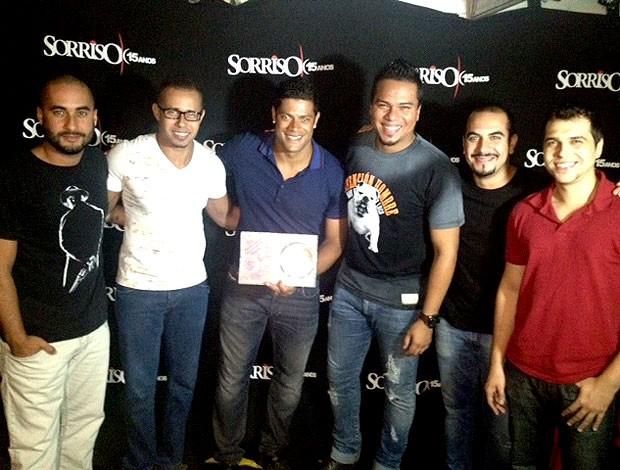 hulk zenit show sorriso maroto (Foto: Divulgação)