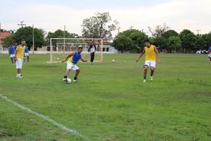Ted ganha vaga no ataque do Tricolor (Foto: Nelio Soares/GloboEsporte.com)