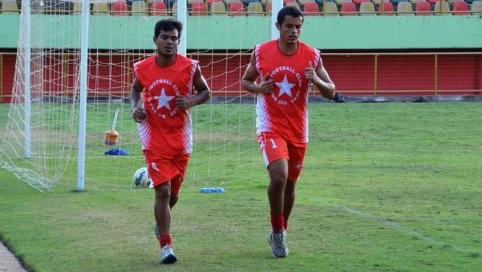 Joel e Jean Carlos, Rio Branco-AC (Foto: Duaine Rodrigues)