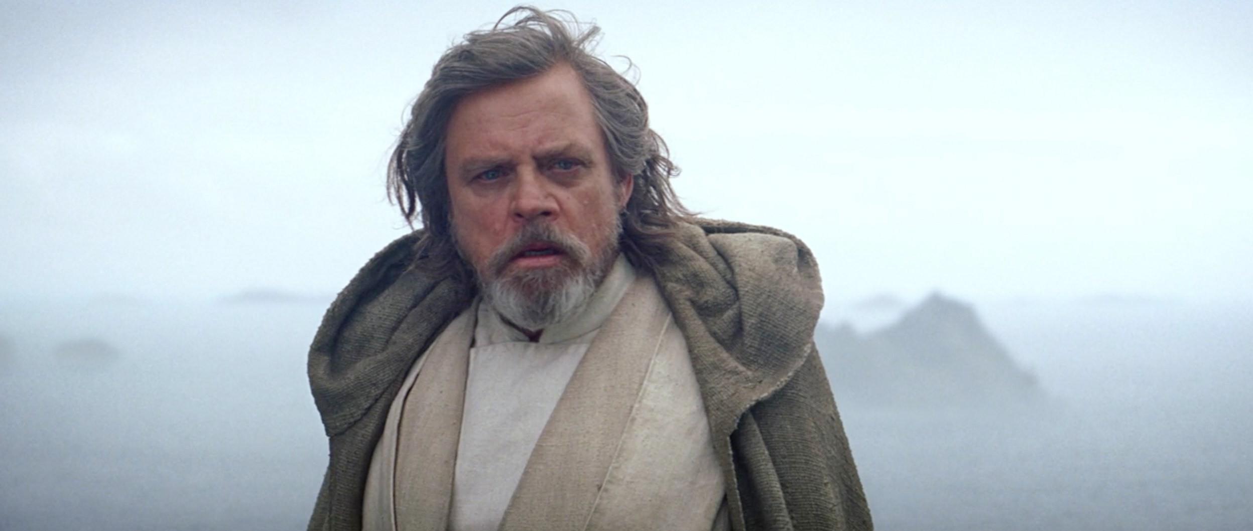 Luke Skywalker em 'O Despertar da Força' (Foto: Divulgação)