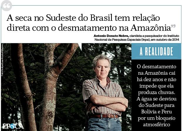 CHOQUE DE REALIDADE - Antonio Donato Nobre  (Foto: Davilym Dourado/valor/Folhapress)