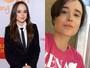 Ellen Page aparece com cabelo curtinho para personagem de filme