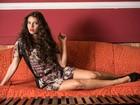 Linda e talentosa! Ana Terra Blanco mostra seu lado musical e apresenta sua banda