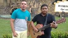 Músicos da Fazenda da Esperança cantam para fãs do programa (Arquivo Pessoal)