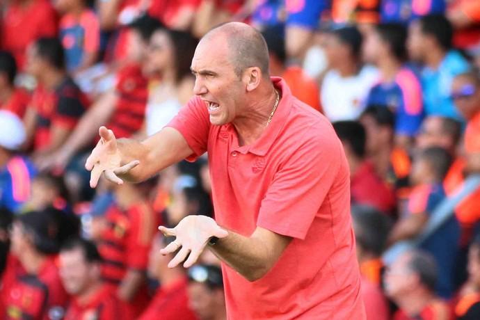 Gilmar Dal Pozzo Náutico (Foto: Adelson Costa / Pernambuco Press)