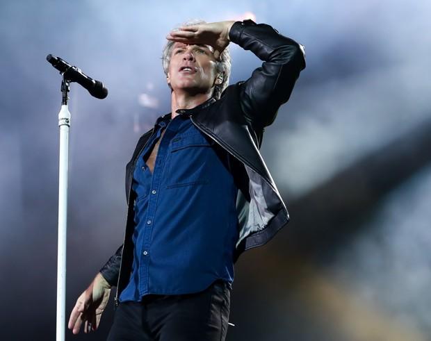 Bon Jovi (Foto: Manuela Scarpa/Brazil News)