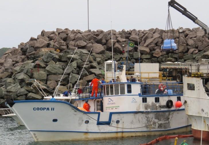 Barco de carga Coopa II 3