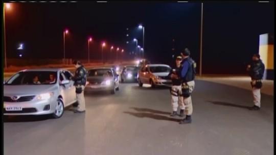 Cresce número de multas aplicadas por embriaguez ao volante nas rodovias de Uberlândia