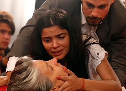 Com um tiro no peito, Djanira faz 'último pedido' a Tóia