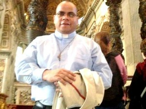 Padre Rutemarque Crispim (Foto: Arquivo pessoal)
