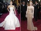 Vestido tomara que caia domina os melhores looks do Oscar 2013