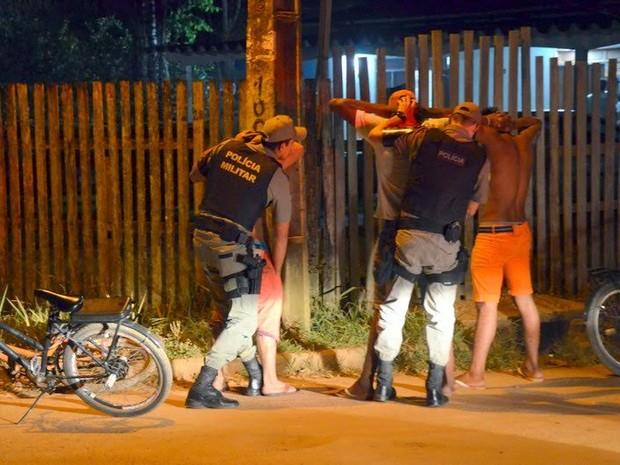 Operação abordou ao menos 10 mil veículos (Foto: Divulgação/Ascom PM-AC)