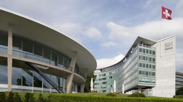 Sede da Nestlé na Suíça (Foto: Divulgação)