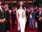 Veja dez looks estilosos de Conchita Wurst, a cantora barbuda