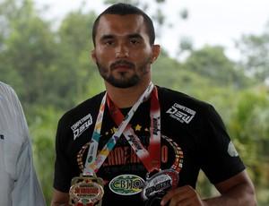 Rennieh Pessoa - paraense lutador de jiu jitsu  (Foto: Oswaldo Forte/Amazônia Hoje)