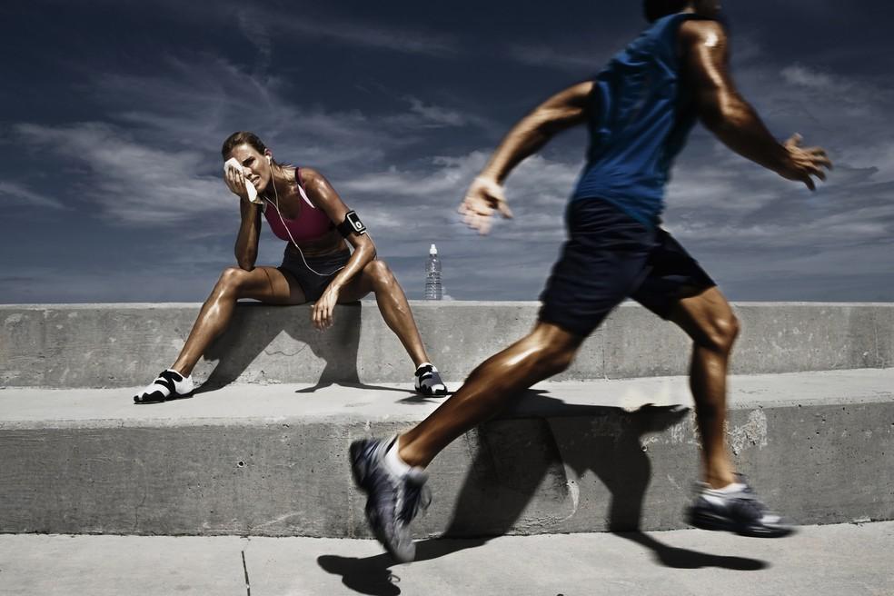 Fuja do exagero: espere o corpo recuperar as energias para voltar bem aos treinos (Foto: Getty Images)