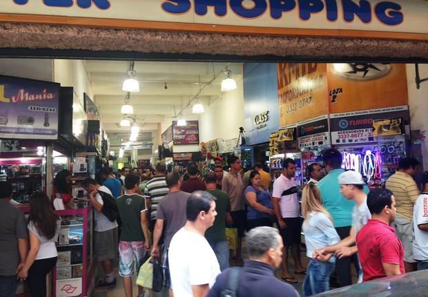 Santa Ifigênia; comércio popular; São Paulo (Foto: Fotos Públicas)