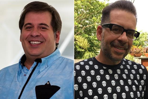 Leandro Hassum (Foto: Divulgação / Globo - Reprodução / Instagram)